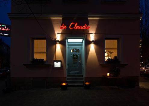 Italienisches Restaurant Da Claudio in Nürnberg